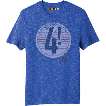 Picture of 4! Tee
